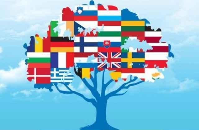 limbă străină