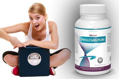 Prolesan Pure kapsuly na zníženie ďalších kilogramov